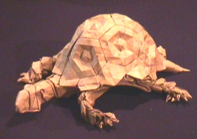 Turtle By Eric Joisel